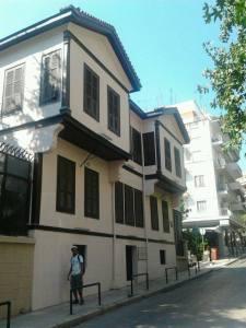 Atataürk'ün evi2