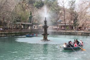 ayn-ı zeliha gölü
